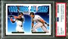 1993 TOPPS GOLD #401 FRED McGRIFF-FRANK THOMAS LOW POP PSA 10 B3115225-787