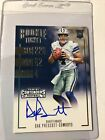 Contenders Football Rookie Ticket Autographs Visual History: 1998-2017 27