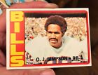 O.J. Simpson Cards, Rookie Card and Autographed Memorabilia Guide 6