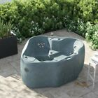 Spas Powered By Jacuzzi Pumps 2 Person 20 Jet Oval Plug Hot Tub