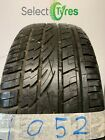 255/50R20 109Y Continental Cross Contact -7.5mm+ (2555020) NO REPAIRS