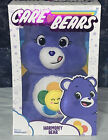 Brand New Care Bears 14 inch Harmony Bear Purple Exclusive In Hand Fast Ship