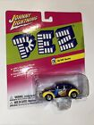 Johnny Ligthning  Psychedelic Pez '66 VW Beetle 1:64 scale Die-Cast Collectible