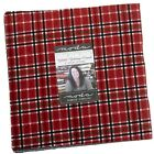Yuletide Gatherings Flannels Layer Cake by Primitive Gatherings for Moda Fabrics