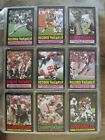 Complete 1985 Topps Football Card Set 396 396