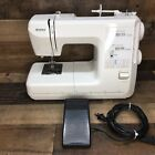 Kenmore 38516020100 Sewing Machine With Foot Pedal One Step Buttonhole