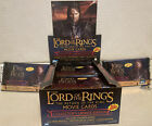 Topps LOTR Lord of the Rings Return of the King Movie Cards Update Box 33 Packs