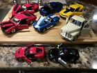 Welly and Uni Fortune Diecast Cars Lot
