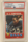 O.J. Simpson Cards, Rookie Card and Autographed Memorabilia Guide 47