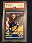 Tim Brown Football Cards, Rookie Cards and Autographed Memorabilia Guide 37