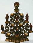 Department 56  TREE OF LIFE NATIVITY CANDLE HOLDER  Retired Rare
