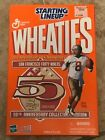 1999 Steve Young Starting Lineup Wheaties - NEVER OPENED