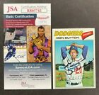 Don Sutton Baseball Cards and Autographed Memorabilia Guide 37