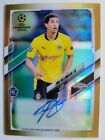 2021-22 Topps UEFA Champions League Summer Signings Soccer Cards Checklist 12