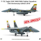 JC WINGS 1 72 JCW 72 F15 013 F 15C Eagle US ANG 194th Fighter Squadron F15C