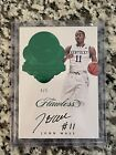 John Wall Cards, Rookie Cards and Autographed Memorabilia Guide 17