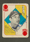 Chico Carrasquel Autographed 1951 Topps Blue Back #26 (Died 2005)
