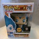 Funko Pop Vegeta Powering Up 713 Dragon Ball Z Limited Edition Chase CCE