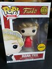 POP! ROYALS 03 Diana [Princess Of Wales] Vinyl Figure Limited Edition CHASE...