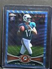 2012 Topps Chrome Football Blue Wave Refractor Checklist and Guide 42