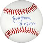 2015 Baseball Hall of Fame Inscribed Autographed Memorabilia Available Now 16