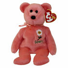 TY Beanie Baby - GEORGIA CHEROKEE ROSE the Bear (Show Exclusive) (8.5 inch)