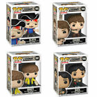 Funko POP! Movies - The Goonies Figures - SET OF 4 (Data, Sloth, Chunk & Mikey)