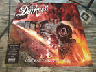 The Darkness One Way Ticket To Hell And Back Vinyl Record LP 2005 1st Press Rare
