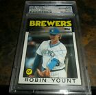 Robin Yount Cards, Rookie Cards and Autographed Memorabilia Guide 44