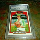 Rollie Fingers Cards, Rookie Card and Autographed Memorabilia Guide 41