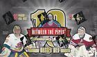 2011-12 In The Game Between The Pipes Hockey Hobby Box