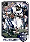 St. Louis Rams Mascot Undergoes Haircut for Topps Relic Cards 13
