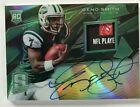 Geno Smith Signs Football Card and Autograph Deal with Panini America 13