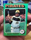 Dave Parker Cards, Rookie Cards and Autograph Memorabilia Guide 5
