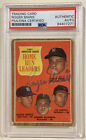 Roger Maris Cards and Autographed Memorabilia Guide 47