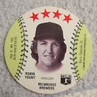 Robin Yount Cards, Rookie Cards and Autographed Memorabilia Guide 19