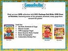 PREORDER 2021 GARBAGE PAIL KIDS GPK GOES ON VACATION Hobby Box 11 24 21 PRESELL