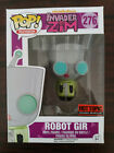 Funko Pop! Television: Invader Zim - Robot Gir #276 Vaulted Hot Topic Exclusive