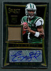 Geno Smith #190 signed autograph auto 2013 Panini Select Rookie Card 11 399