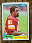 1981 Topps Football Cards 22