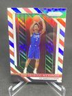 Shai Gilgeous Alexander 2018 Prizm Red White And Blue Rookie Card Prizm
