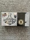 Boston Bruins 2011 Stanley Cup Champions NHL Upper Deck Card Set Cards Sealed