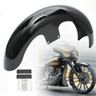 21 Wrap Front Fender Steel For Touring Electra Glide Police EFI FLHTPEI 2006