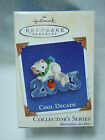 NEW Hallmark Keepsake Ornament  Cool Decade 2003