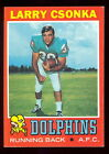 Larry Csonka Cards, Rookie Card and Autographed Memorabilia Guide 4
