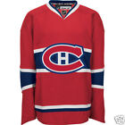 Montreal Canadiens Home Authentic Jersey Edge Jersey Reebok Pro Size 50 Team Red
