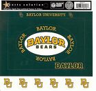 Baylor University Scrapbooking Sticker FRAMES