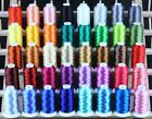 40 LARGE MACHINE EMBROIDERY THREADS HOLIDAY for BERNINA