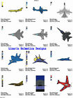 AIRPLANES PLANES V14x4 LD MACHINE EMBROIDERY DESIGNS