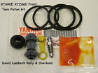 Yamaha XT600E XTZ660 Tenere Brake Caliper Repair Kit Pinza Freno Bremssattel